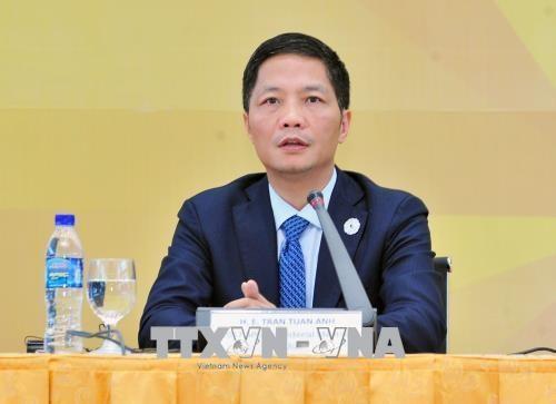 Le Vietnam et le Laos renforcent leur cooperation dans le developpement industriel hinh anh 1