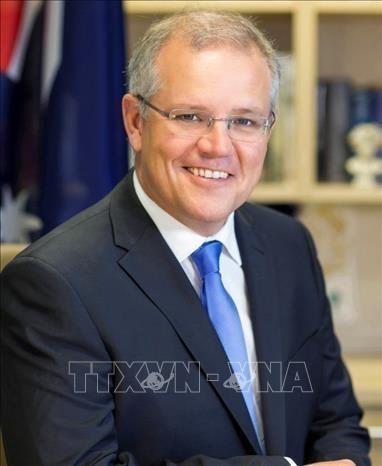 Le Premier ministre australien entame sa visite officielle au Vietnam hinh anh 1
