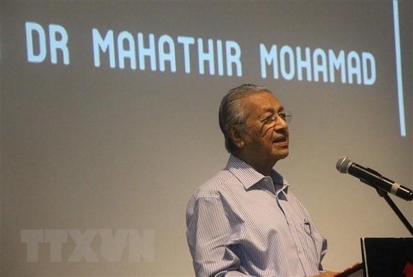 Le Premier ministre malaisien Mahathir Mohammad attendu au Vietnam hinh anh 1