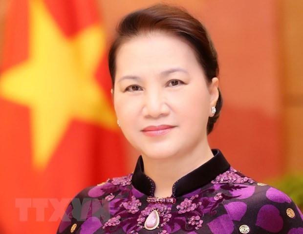 La presidente de l'AN participera a l'AIPA 40 et effectuera une visite officielle en Thailande hinh anh 1