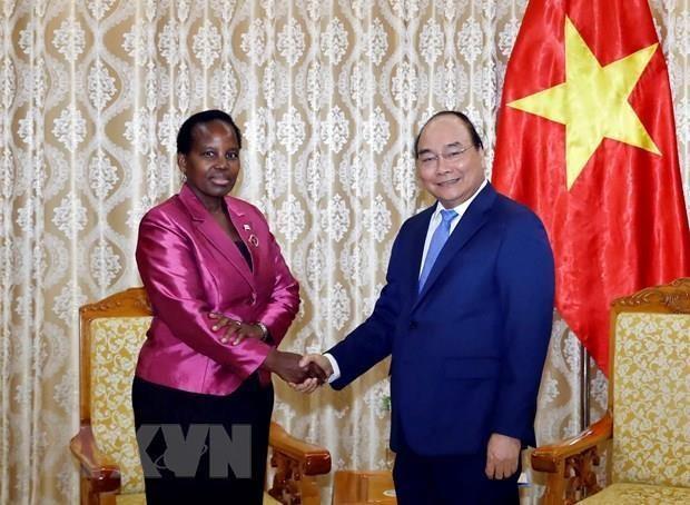 Promouvoir la cooperation entre le Vietnam et le Botswana hinh anh 1