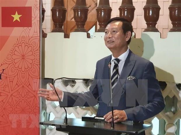L'ambassadeur thailandais en Egypte apprecie le role et la position du Vietnam hinh anh 1