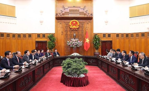 Le Vietnam encourage les entreprises sud-coreennes a investir dans les parcs industriels specialises hinh anh 1
