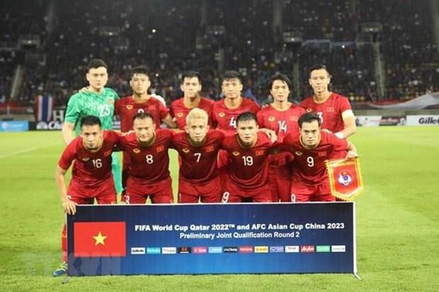 Vietnam-Thailande : Match nul lors des eliminatoires asiatiques de la Coupe du monde 2022  hinh anh 1