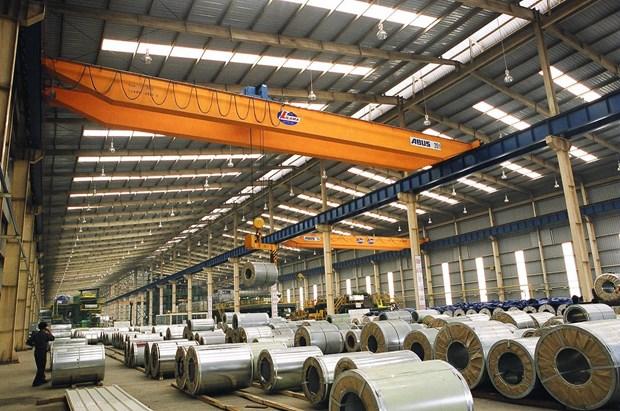 Produits siderurgiques: les Etats-Unis conservent leur trone hinh anh 1