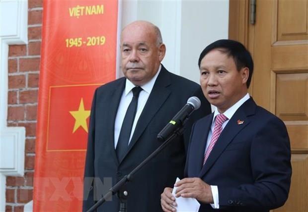 La Russie est impressionnee par le developpement dynamique du Vietnam hinh anh 1