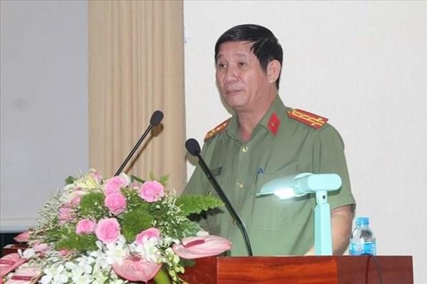 Mesures disciplinaires du Parti a l'encontre de deux responsables de Dong Nai hinh anh 1