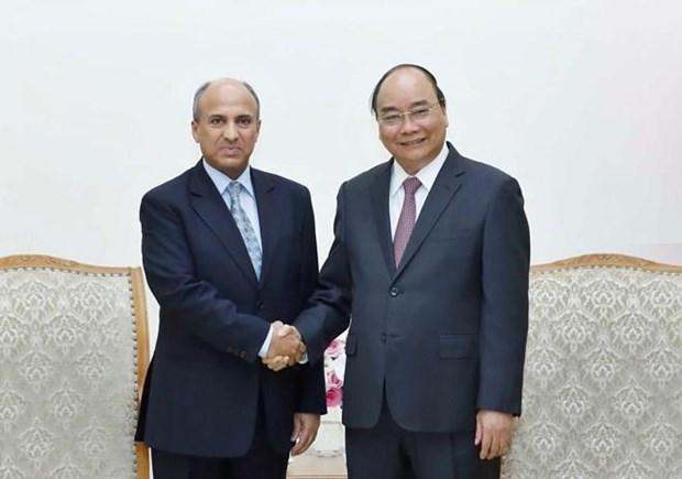 Le Premier ministre veut renforcer les liens commerciaux avec l'Arabie saoudite hinh anh 1