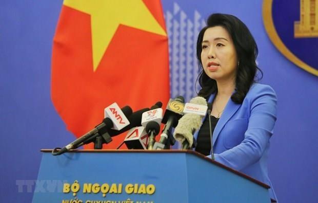 Le Vietnam rejette le rapport du Comite pour la protection des journalistes hinh anh 1
