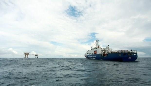 Le Vietnam demande a la Chine de retirer ses navires des eaux territoriales du pays hinh anh 1