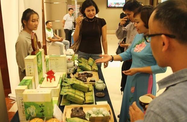 Promotion des produits agricoles sains de Hanoi hinh anh 1