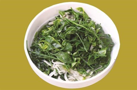 La saveur du legume sang hinh anh 1