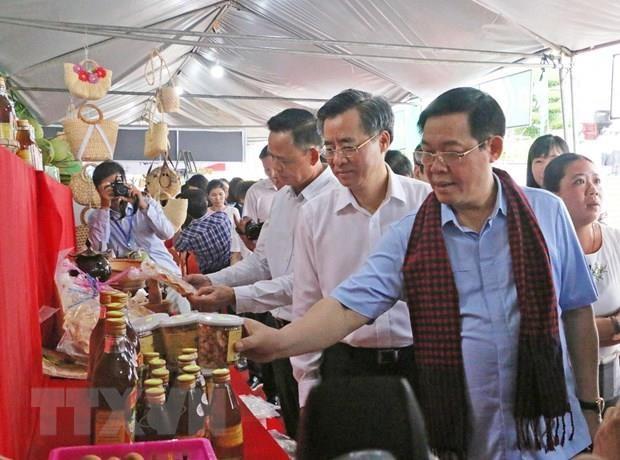 Bilan du programme d'instauration de la nouvelle Ruralite dans le Sud-Est et le delta du Mekong hinh anh 1