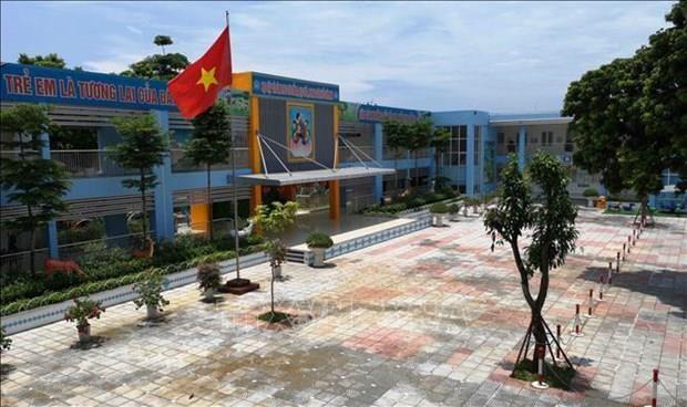 Deux districts de Hanoi reconnus comme repondant aux normes de la nouvelle Ruralite hinh anh 1