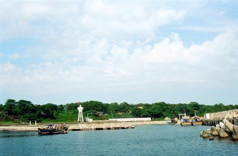 Quang Tri: Con Co, une perle verte au milieu de mer hinh anh 1