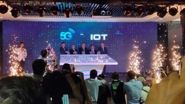 Grace a Viettel, le Vietnam est devenu l'un des premiers pays a commercialiser les services de la 5G hinh anh 1