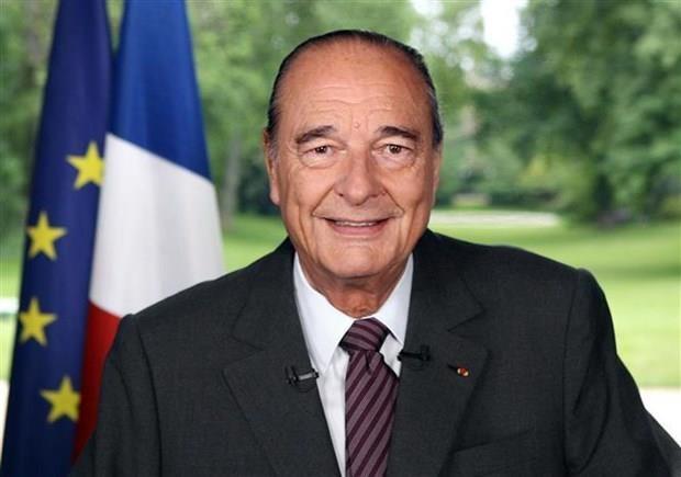 Deces de l'ancien president francais Jacques Chirac: messages de condoleances du Vietnam hinh anh 1