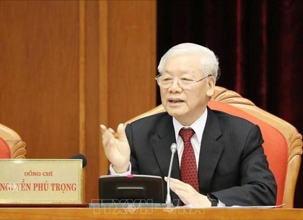 Resolution du Bureau politique du Parti communiste du Vietnam sur l'industrie 4.0 hinh anh 1