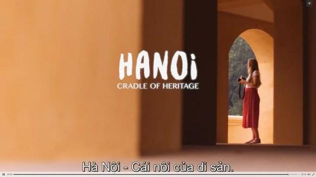 Les spots publicitaires sur Hanoi diffuses sur CNN attirent le public international hinh anh 1