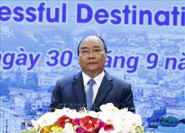 Le PM applaudit l'amelioration du climat d'investissement de Lang Son hinh anh 1