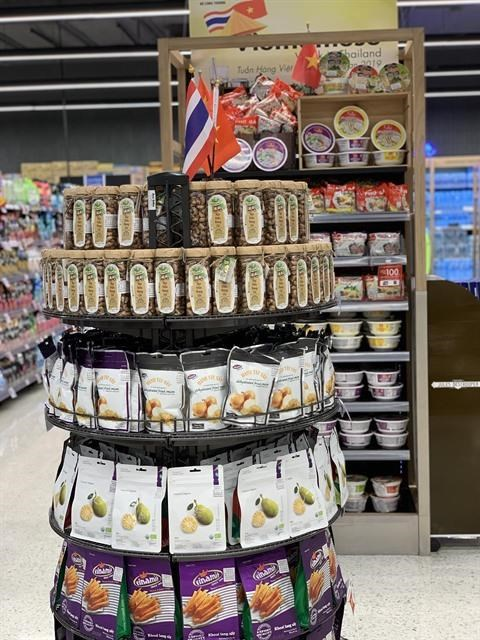 Les entreprises vietnamiennes seduisent les consommateurs thailandais hinh anh 1