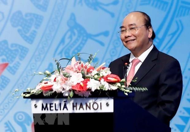Conference sur la promotion du commerce et de l'investissement entre le Vietnam et le Cambodge hinh anh 1