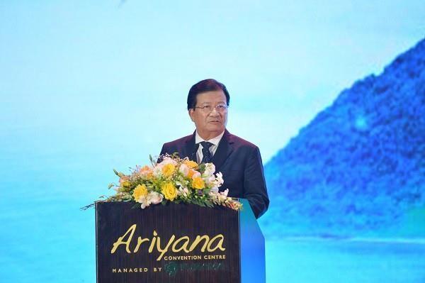 Le forum des hommes d'affaires du Vietnam 2019 hinh anh 1