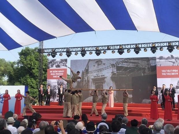 « Memoire d'automne» reproduit Hanoi le jour de liberation hinh anh 1