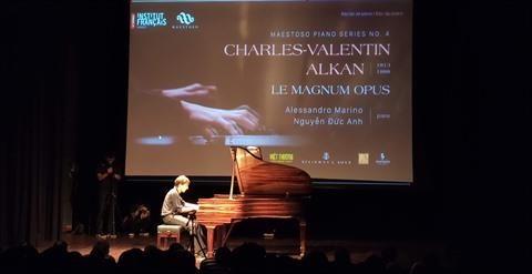 Concert de musique classique a Hanoi hinh anh 1