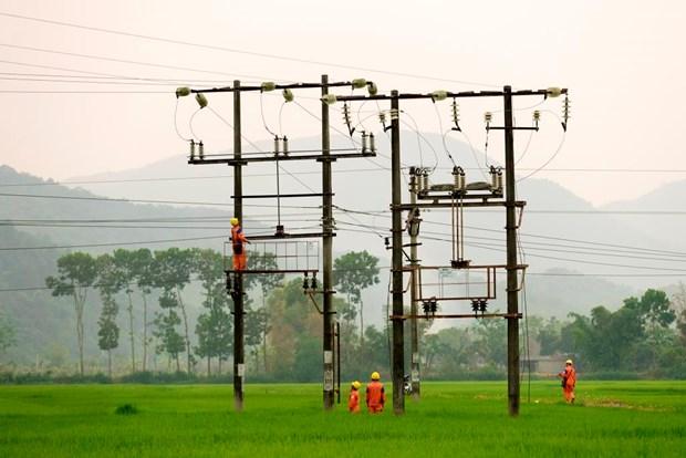 Pres de 82.000 milliards de dongs d'investissement pour l'electrification des zones rurales hinh anh 1