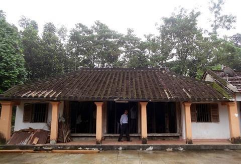 Loc Yen, preservation d'un village ancien a Quang Nam hinh anh 1