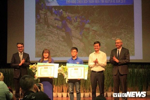 Des photos sur la lutte contre le changement climatique a l'honneur hinh anh 1