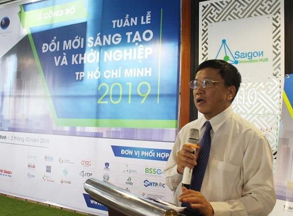 Ho Chi Minh-Ville: De nombreuses activites prevues a la Semaine de l'innovation et des start-up hinh anh 1