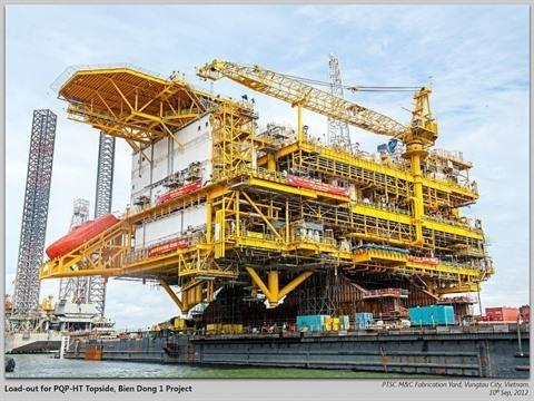Petrole: PTSC M&C affirme sa place dans le secteur mecanique de la marine hinh anh 1