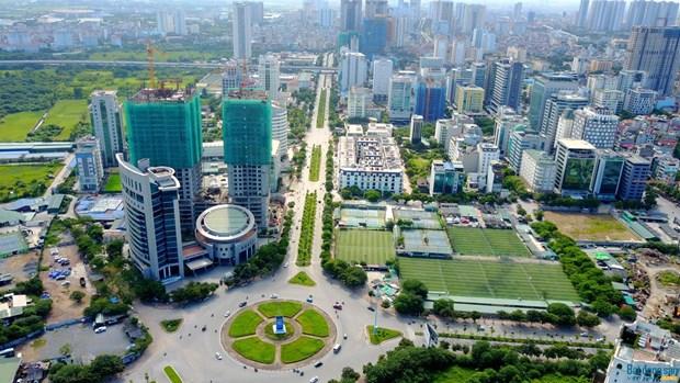 Les investisseurs sud-coreens convoitent l'immobilier vietnamien hinh anh 1