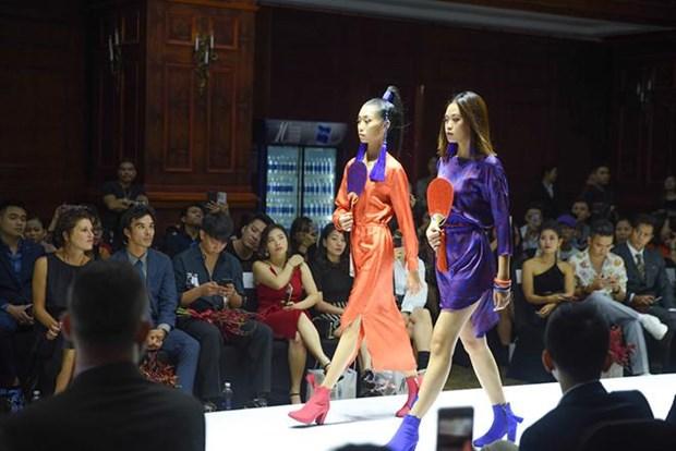VIFW, la meilleure Semaine internationale de la mode en Asie du Sud hinh anh 1