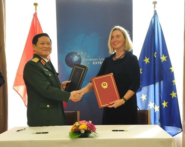 Le Vietnam et l'UE promeuvent leur cooperation hinh anh 1