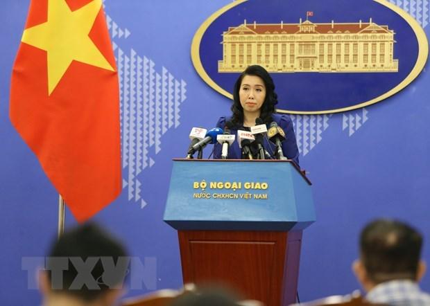 Le Vietnam souhaite des mesures efficaces pour assurer la securite des Vietnamiens a Hong Kong hinh anh 1