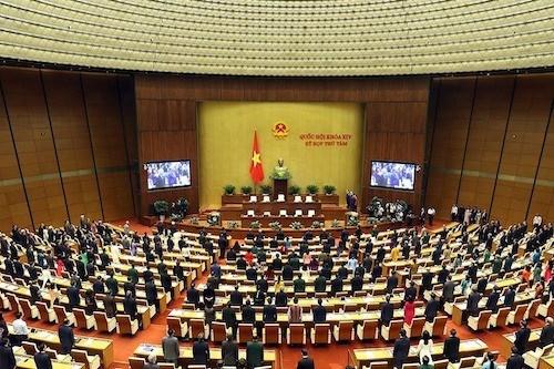L'Assemblee nationale entame un debat important sur des questions socio-economiques hinh anh 1