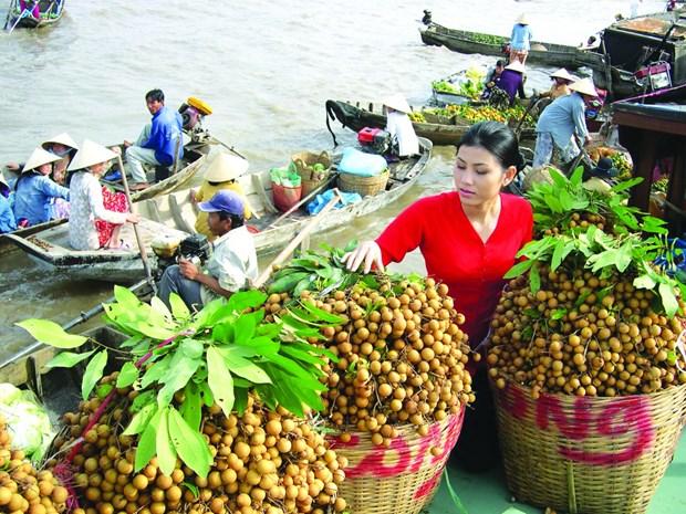 Exportations vietnamiennes de fruits et legumes en 9 mois hinh anh 1