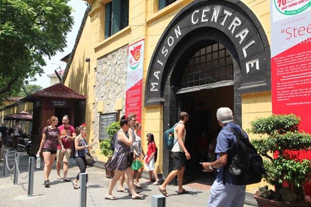 Hanoi accueille pres de 2,3 millions de touristes en octobre hinh anh 1