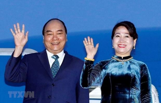Le Premier ministre se rend en Thailande pour le 35eme sommet de l'ASEAN hinh anh 1