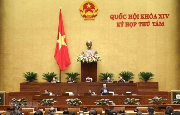 Les legislateurs discutent du developpement socio-economique des minorites ethniques hinh anh 1