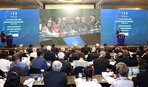 La 11e Conference internationale sur la mer Orientale s'acheve hinh anh 1
