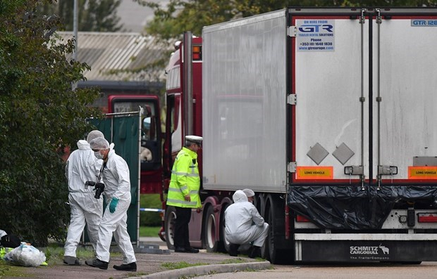 Ministere de la Securite publique: 39 morts dans un camion d'Essex sont vietnamiens hinh anh 1