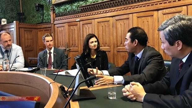 39 morts dans un camion d'Essex: Vietnam et Royaume-Uni collaborent pour resoudre l'affaire hinh anh 1