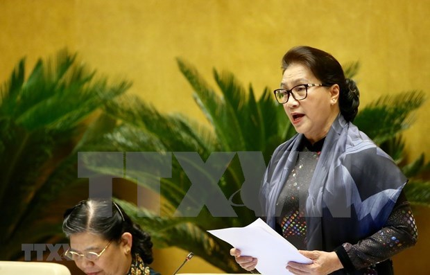 L'Assemblee nationale acheve les seances d'interpellations hinh anh 1