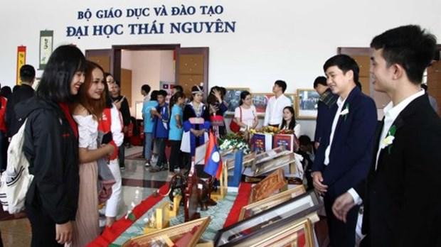 Ouverture de l'espace culturel Vietnam-Laos hinh anh 1