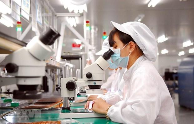 L'EVFTA ouvre de grandes opportunites pour attirer des capitaux etrangers au Vietnam hinh anh 1
