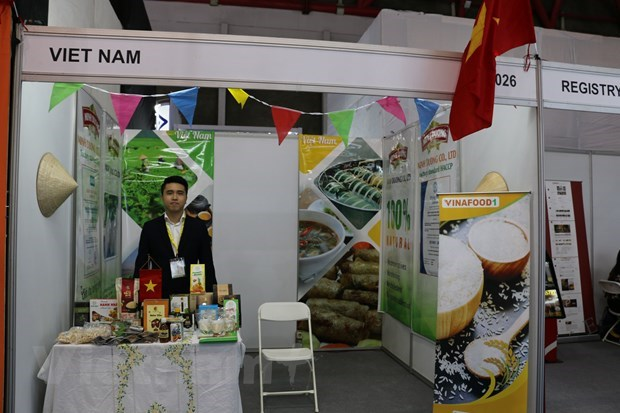 Le Vietnam participe a l'exposition alimentaire SIAL InterFood 2019 en Indonesie hinh anh 1